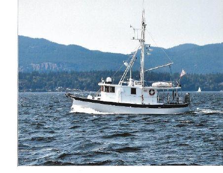 1983 40' Custom Trawler LRC