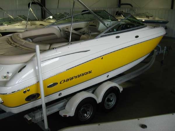 2006 Chaparral 246 SSi Sportboat