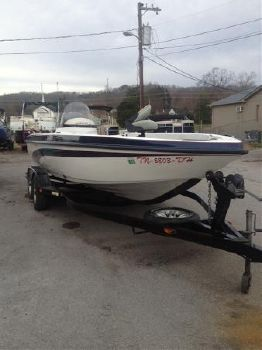 2002 Javelin Boats 21MSX