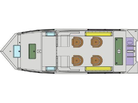 2016 Seaark ProCat 240