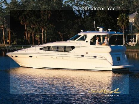 2002 Sea Ray 480 Motor  Yacht Manufacturer Provided Image