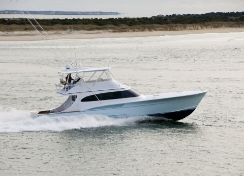 2010 Jarrett Bay 64 Custom Carolina Convertible 64 JBBW
