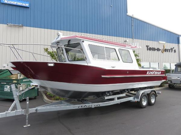 New 2020 KINGFISHER 2625 COASTAL EXPRESS, Mount Vernon, Wa ... Hewescraft Wiring Harness on