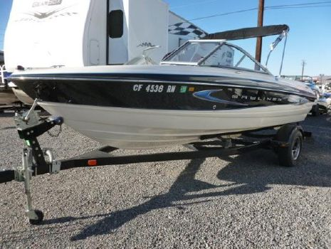 2006 Bayliner 195 open bow