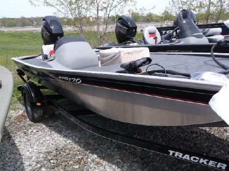 2015 Tracker Pro Team 190 TX