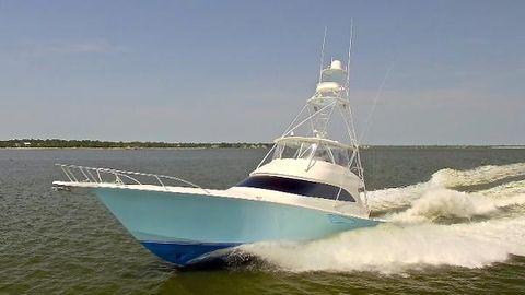2014 Viking 66 Convertible