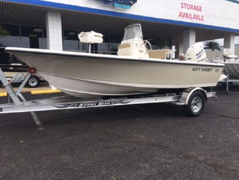 2016 Key West Boats, Inc 176BR