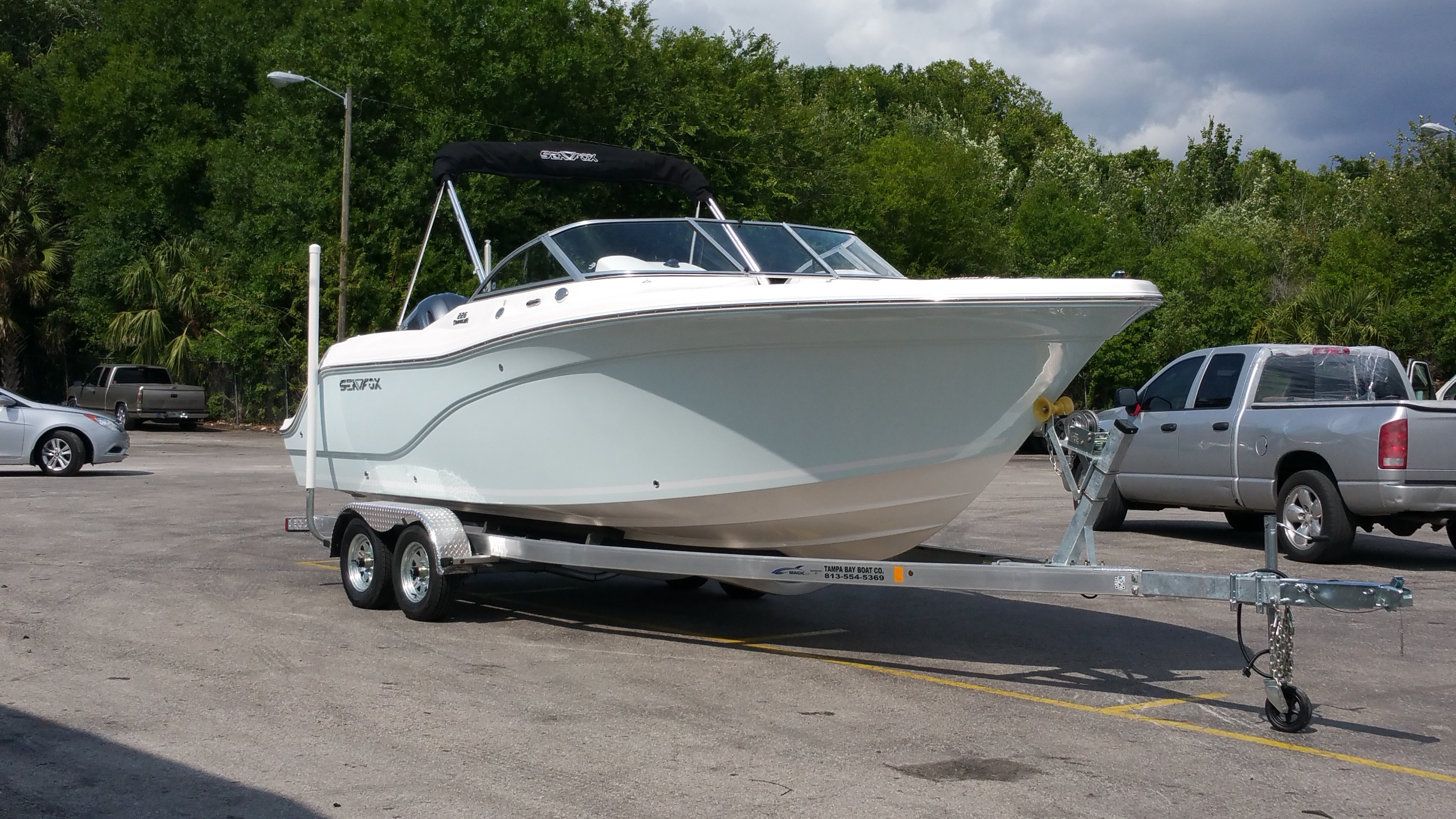 Check out this 2014 CUSTOM Traveler on Boattrader com