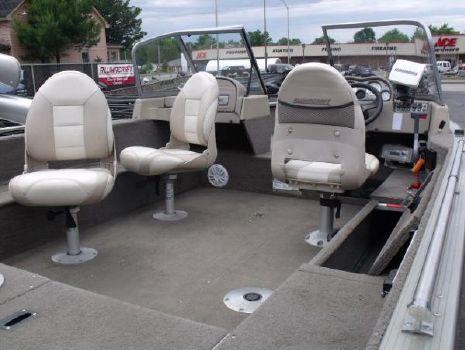 2005 Alumacraft Navigator 185SPT