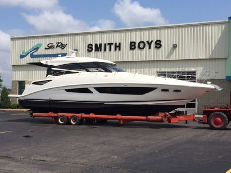 2016 Sea Ray 470 Sundancer