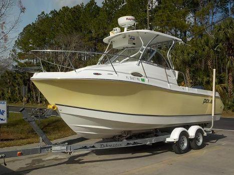 2006 Polar Boats 2300 Wa