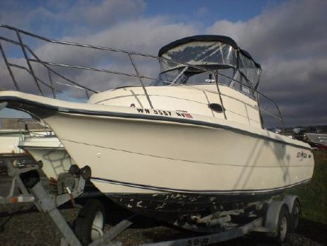 1999 Legacy Boat co 230 Sea Era wa