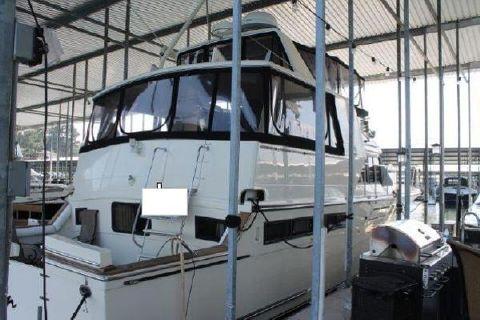 1989 Californian 52 Cockpit Motor Yacht
