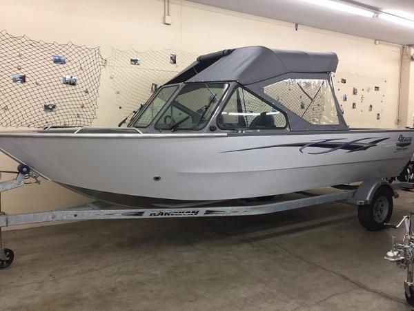 2018 Rh Boats 20' Seahawk Coastal