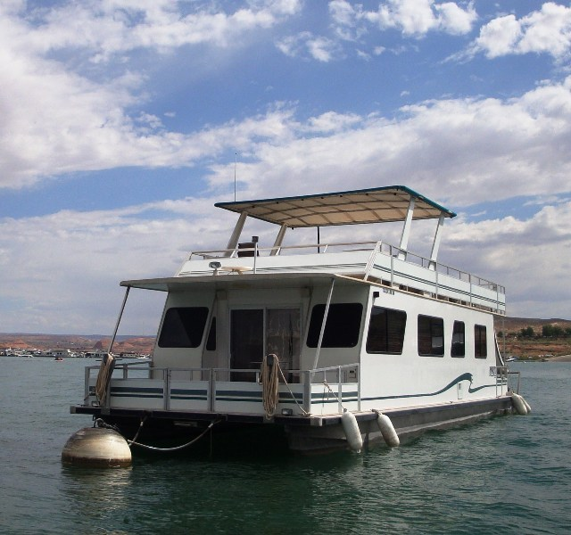 2003 Myacht Pontoon 1/4 Ownership Houseboat