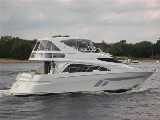 2007 Marquis Boats 55 LS