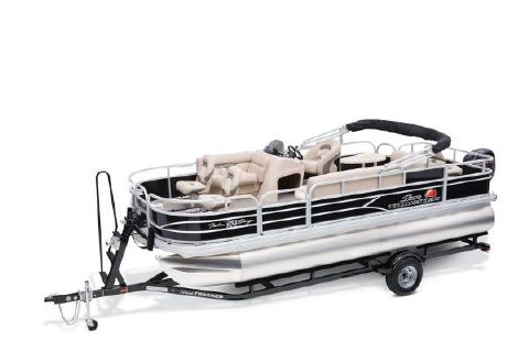 2016 Sun Tracker Fishin' Barge 20 DLX
