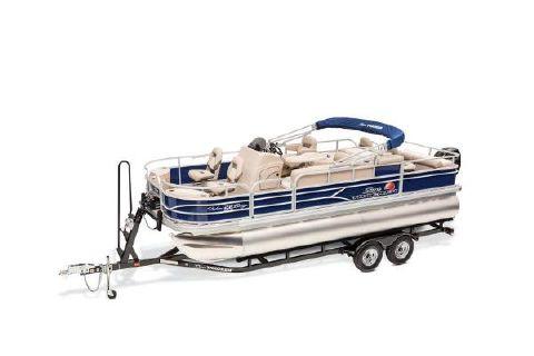 2016 Sun Tracker Fishin' Barge 22 DLX