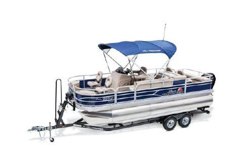2016 Sun Tracker Fishin' Barge 22 XP3