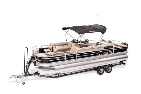 2016 Sun Tracker Fishin' Barge 24 XP3