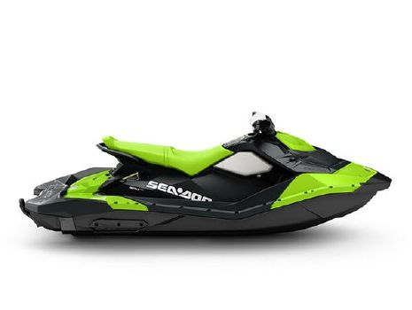 2016 Sea-Doo Spark 3-up Rotax 900 HO ACE iBR and Convenience Package