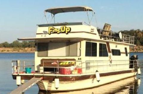 1984 Gibson Houseboat