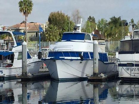 1970 Seaway Custom Motor Yacht