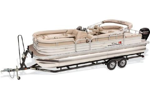 2016 Sun Tracker Party Barge 24 DLX