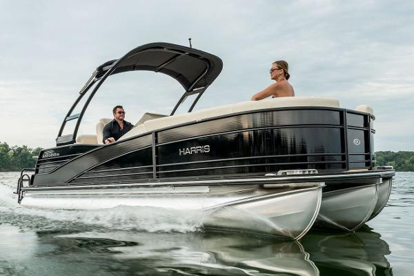 2016 Harris Grand Mariner SL 230 Manufacturer Provided Image