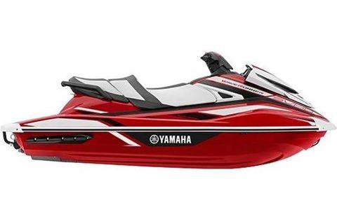2018 Yamaha WaveRunner GP1800