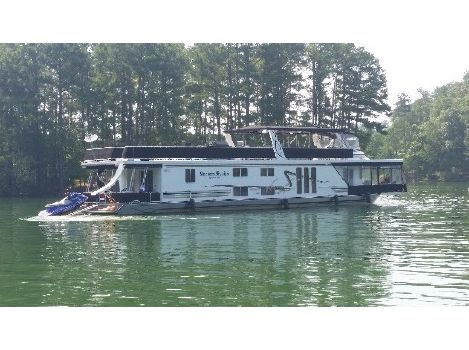 2004 Lakeview Yachts 16 x 82