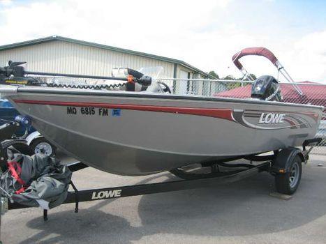 2008 Lowe 175 Fishing Machine