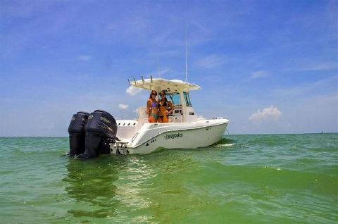 2011 EVERGLADES BOATS 270CC