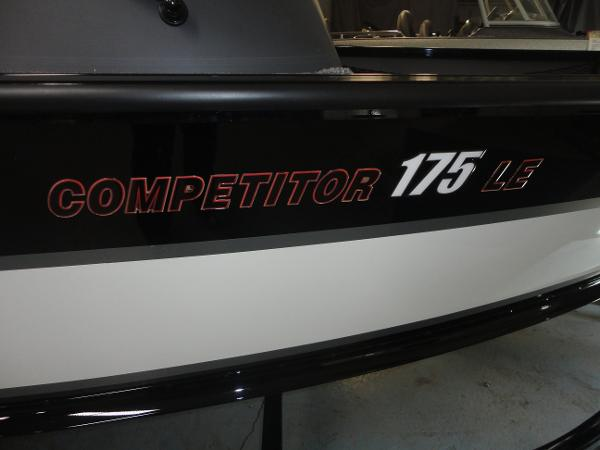2015 Alumacraft Competitor 175 LE