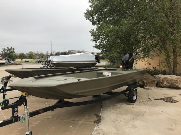 Check out this 2019 TRACKER Grizzly 1648 Jon on Boattrader com