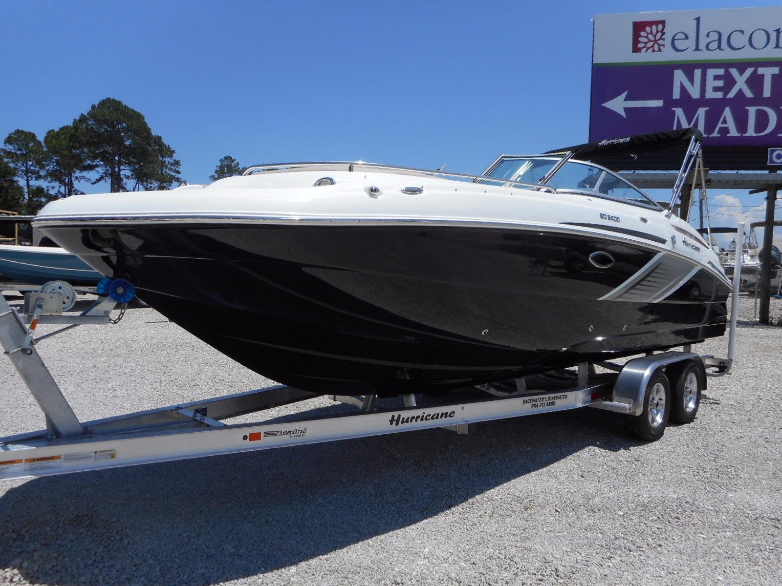 2016 Hurricane SD2400 OB