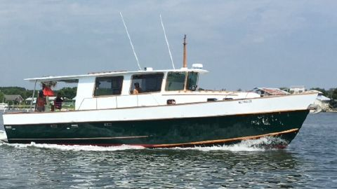 1994 Custom Downeast Cruiser