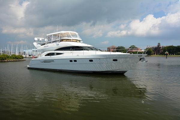 2006 Princess Viking Sport Cruiser 61