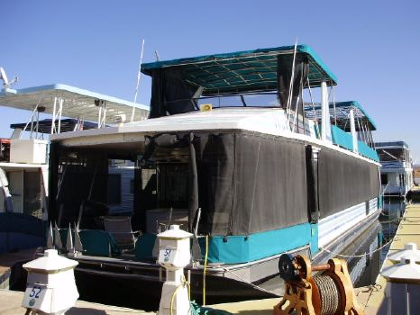 1991 Stardust Houseboat