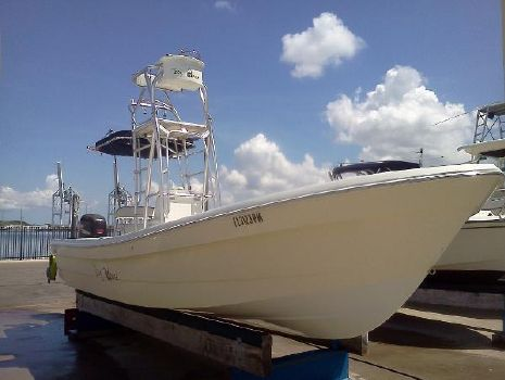 2007 Andros Boatworks Center Console