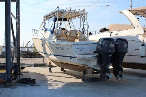 2006 Scout Boats 280 Abaco