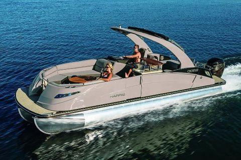 2017 Harris Crowne DL 250