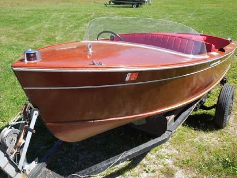 1958 Chris-Craft CAVALIER