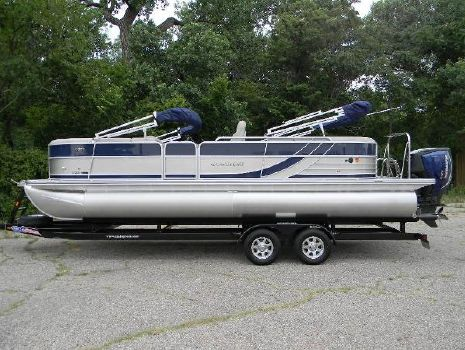 2016 South Bay 524 RS Sport Toon
