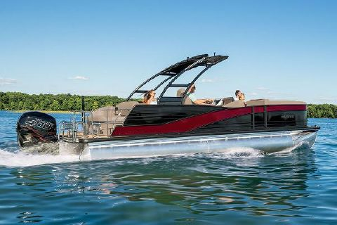 2017 Harris Grand Mariner 250