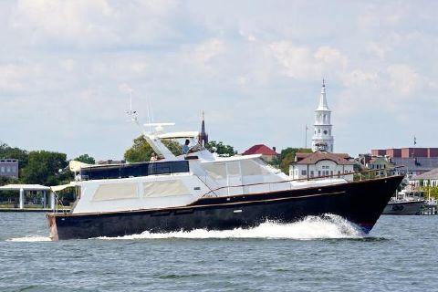 1986 Wilbur 61 Long Range Motor Yacht