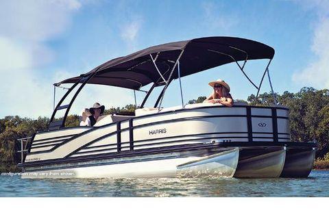 2017 Harris Grand Mariner SEL 250