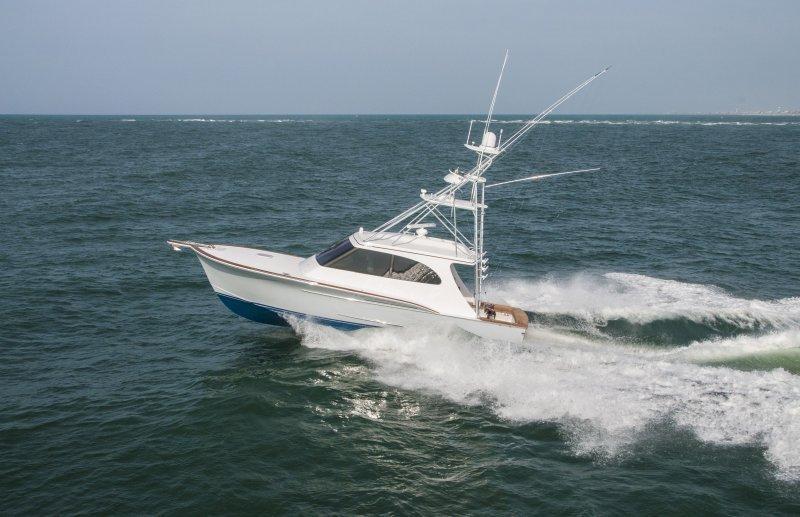 2015 Jarrett Bay Hardtop Express Sportfish