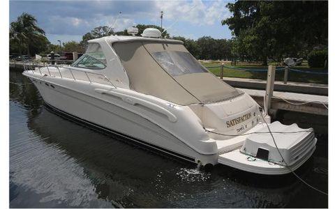1998 Sea Ray 540 Sundancer Profile