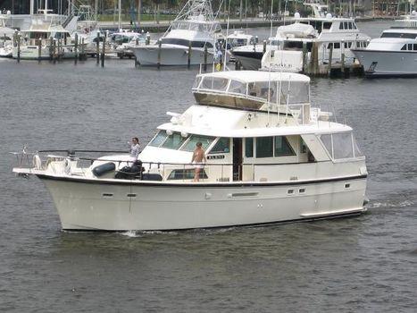1979 Hatteras 53 Motoryacht